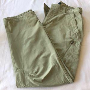 EMS nylon outdoor pants